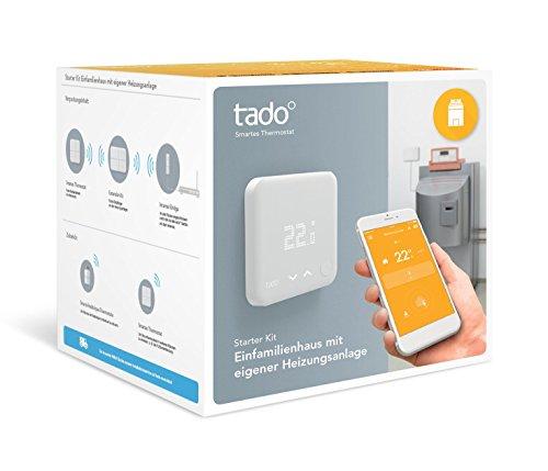 tado° Smartes Thermostat Starter Kit für Einfamilienhäuser mit eigener Heizungsanlage (v3) – intelligente Heizungssteuerung per Smartphone - 2