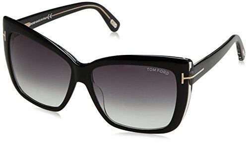 Tom Ford Sonnenbrille FT0390_PANT_01B (59 mm) Black, 59