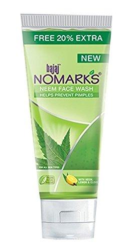 50gm : Bajaj NoMarks Neem Face Wash | No Marks...