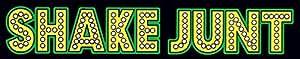 Shake Junt Skateboard Sticker - 20cm wide approx - skate board skateboarding sk8 by Shake Junt