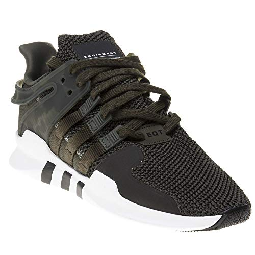 adidas Herren EQT Support ADV Fitnessschuhe Mehrfarbig (Carnoc/Ftwbla/Negbás 000) 43 1/3 EU