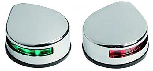 Navigationslicht EVOLED LEDs zur Bodenmontage, links+rechts Boote bis 20 m