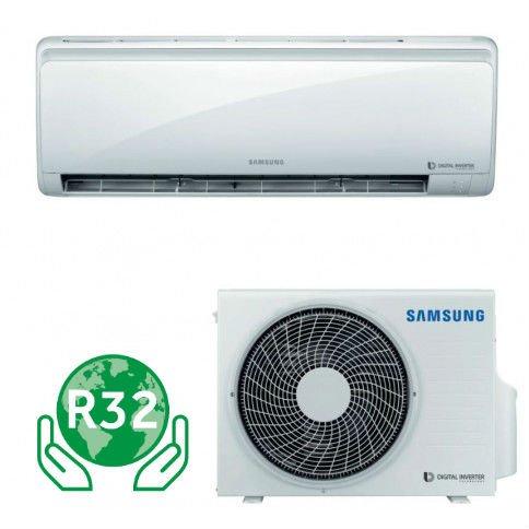 Samsung Climatiseur modèle Maldives 2018, réfrigérant R32