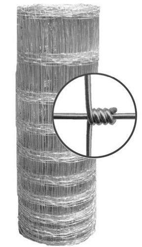 20 Meter Wildzaun Forrestline Weidezaun Drahtzaun Zaun Maschengeflecht Forstzaun verschiedene Größen