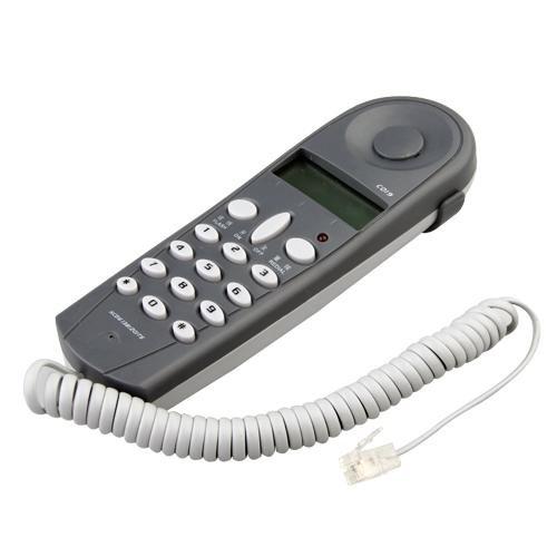 Ecloud Shop 3 pieces Prüftelefon Testtelefon Telebau Prüfhandapparat Analog