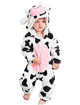 MICHLEY Baby Spielanzug Schlafanzug Strampler Bekleidung