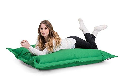 Espace pouf per divano velluto matelassè u nieri divani