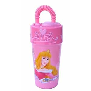 Princess - verre avec paille