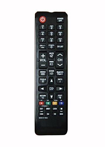 Meide BN59-01180A Fernbedienung für Samsung HDTV LCD LED Display TV DB32D DB40D DB48D DB55D LH40DMDPLGA/ZA -