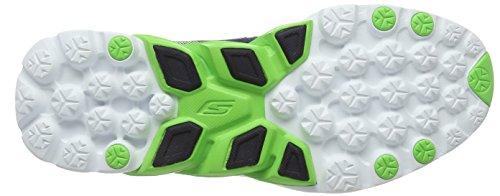 Skechers  Go Run 4, Chaussures de Running Compétition homme Vert - Green (Grnv)