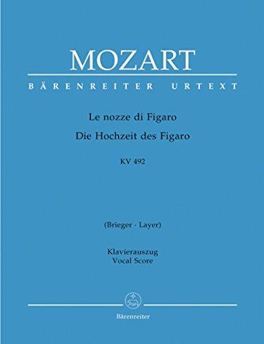 le-nozze-di-figaro-die-hochzeit-des-figaro-kv-492-opera-buffa-in-vier-akten-klavierauszug-urtextausg