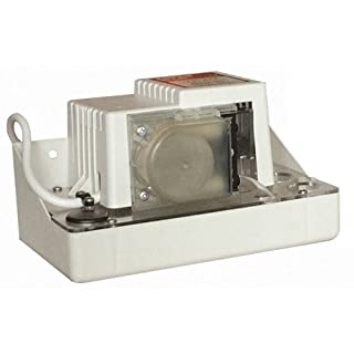 Aspen (FP2099) Hi-Lift 1 Litre Condensate Tank Pump - Designed to collect condensate water from Air Conditioning and Refrigeration Units by Aspen Pumps