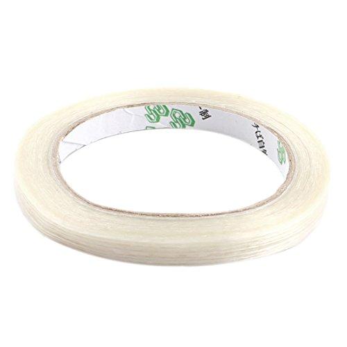 sourcingmap-a14090300ux0412-partes-de-modelo-rc-10-mm-anchura-25-metros-de-largo-rollo-de-cinta-adhe