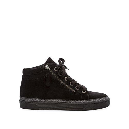 Sneakers montantes noires