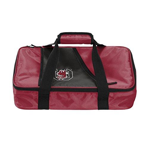 Logo Brands NCAA Unisex Kasserolle, Unisex, Casserole Caddy, rot, Einheitsgröße
