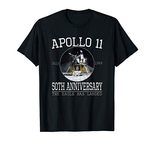 le 50th Anniversary The Eagle Has Landed T-Shirt ()