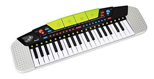 Imagen de Teclados Electrónicos Musicales Simba por menos de 35 euros.