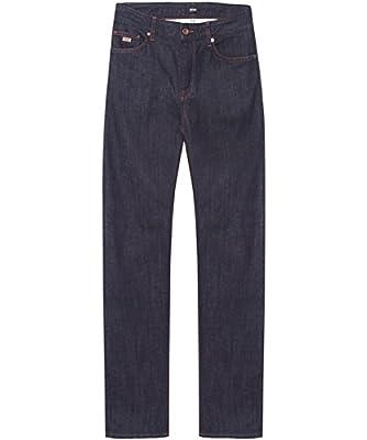 BOSS Hugo Boss Regular Fit Maine3 Jeans Navy