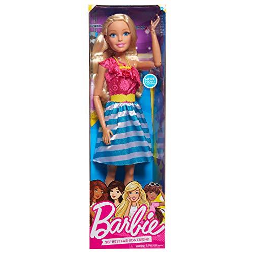 JP Barbie Mejor Moda Amigo Doll