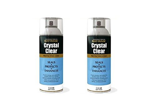 2-qty-rust-oleum-crystal-clear-matt-spray-paint-protective-top-coat-400ml