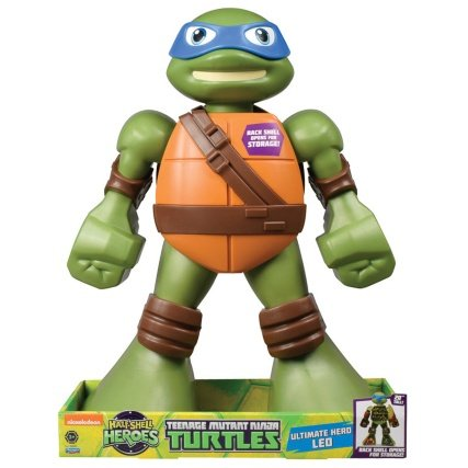 Marke New Teenage Mutant Ninja Turtles Half Shell Heroes Ultimate Leo (Half Shell Heroes Leo)