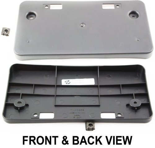 oe-replacement-lexus-rx330-rx350-front-bumper-license-bracket-partslink-number-lx1068101-by-multiple