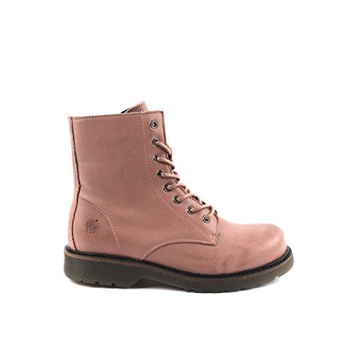 Apple of Eden Damen Sun Biker Boots, Pink (Old Rose 72), 40 EU