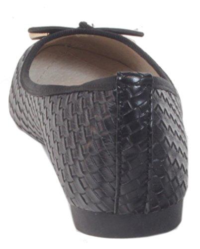 Trendboutique - Chaussures Fermées Pour Femme Noir (noir)