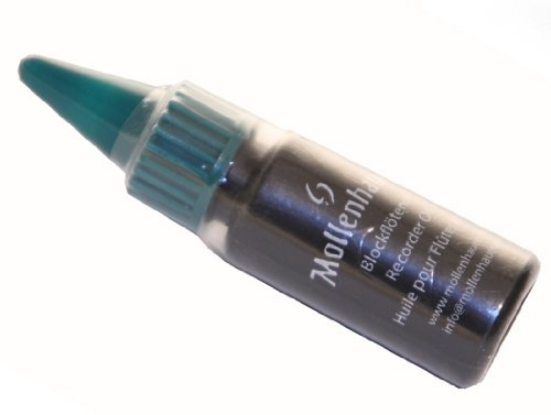 Mollenhauer Professional Oil for Wooden Recorder Maintenance