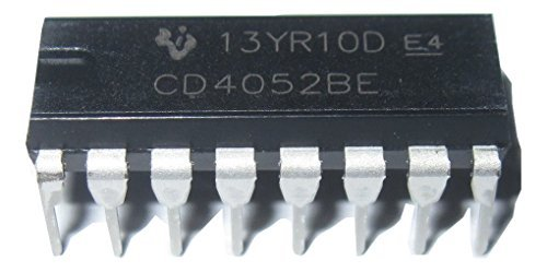 10-pieces-cd4052be-cd4052-cmos-differential-4-channel-analog-multiplexer-demultiplexer-with-logic-le