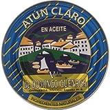Viuda de Domingo Güenaga Tronco di tonno leggero Vedova di Domingo Güenaga. Tre unita