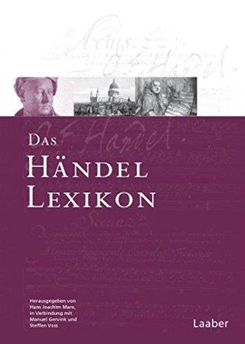 Das Händel-Lexikon (Das Händel-Handbuch)