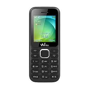Wiko LUBI 3 Téléphone Mobile Compact NOIR