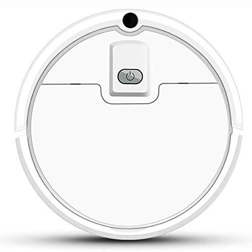 Barir Aspiradora Robot, Robot Aspirador, 5 Modos de Limpieza, Fácil Programa de Limpieza, y la Auto-Carga...