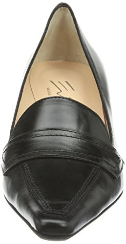 Evita Shoes Pumps geschlossen Damen Pumps Schwarz (Schwarz)