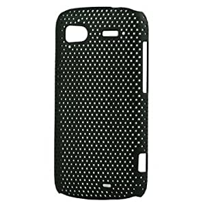 Iprotect ORIGINAL HTC SENSATION HIGHEND HARDCASE NETZCASE SCHWARZ / BLACK