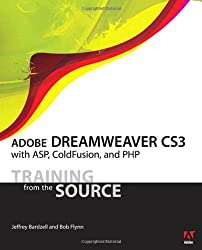 Adobe Dreamweaver CS3 with ASP, ColdFusion, and PHP Training