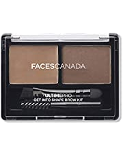 Faces Canada Ultime Pro Brow Shaping Kit   01 4gm