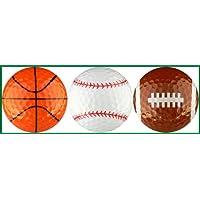 Bola de deporte variedad I pelotas de golf Set de regalo