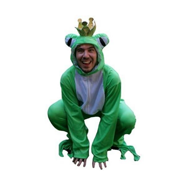 Frosch Konig Kostum Sy12 00 Gr L Xl Froschkonig Kostum Frosch