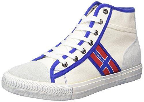 Nebulus York, Chaussures en Forme de Bottines Homme