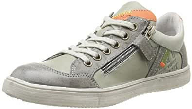 Ramdam Los Angeles, Baskets mode garçon - Gris (11 Vte Gris Dpf/2367), 33 EU