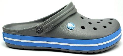 Crocs Crocband 11016-07W Unisex Clogs charcoal/ocean