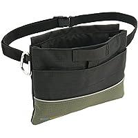 Dog Academy Premium Leckerli-Tasche SnapMaster mit leichtgängigem Schnapp-Verschluss | Für das tägliche Training mit dem Hund | Leckerli-Beutel für Hunde