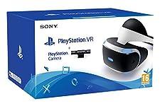 Playstation VR + PlayStation Camera - PlayStation 4 [Official Bundle]