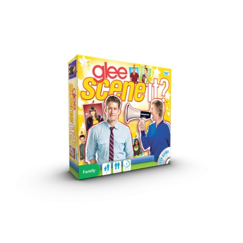 Gear 4 Games - Glee Scene It? DVD-Spiel (Englische Sprache) [UK Import]