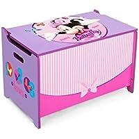 Preisvergleich für Delta Kind Minnie Mouse Trunk Wood. Ref 12TB84878MN