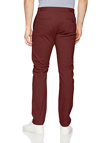 Dockers Herren Hose Pacific-Skinny Tapered Violett (Port 20)