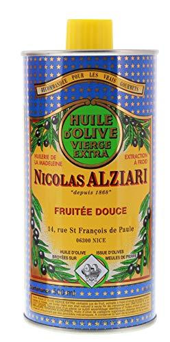 Nicolas Alziari Olivenöl extra vergine Fruitee Douce, 1er Pack (1 x 500 ml)