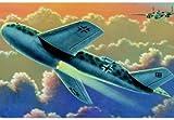 HUMA - Messerschmitt Me P1106 P.1106 Jagdflugzeug - 1:72 Modell-Bausatz 3006